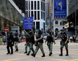 Bộ Công an Trung Quốc cam kết giúp Hong Kong khôi phục lại trật tự