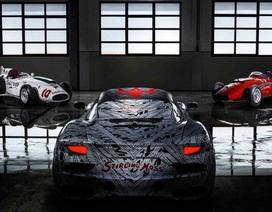 Phiên bản Maserati MC20 đặc biệt tưởng nhớ tay đua huyền thoại Stirling Moss