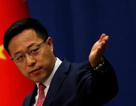 Trung Quốc cảnh báo đáp trả mọi động thái của Mỹ liên quan tới Hong Kong