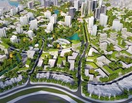 Chính thức phê duyệt quy hoạch siêu đô thị 600.000 dân ở Hòa Lạc