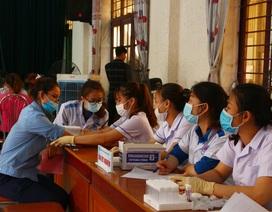Hơn 500 công nhân Đà Nẵng được khám bệnh, phát thuốc miễn phí