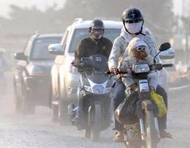 Ô nhiễm không khí có chiều hướng gia tăng cả về không gian và thời gian