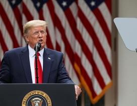 Ông Trump lệnh tước vị thế đặc biệt của Hong Kong