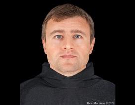 Tái tạo thành công khuôn mặt linh mục đã chết 900 năm trước