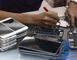 """Chiêu """"phù phép"""" thông số iPhone dựng, người mua nên cảnh giác"""
