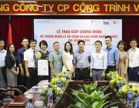 Công Trình Viettel: Doanh nghiệp viễn thông đầu tiên của Việt Nam được cấp ISO 45001