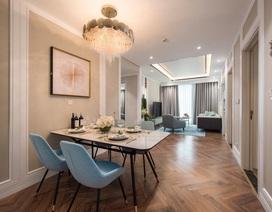 King Palace chuẩn bị ra mắt tầng căn hộ thực tế đẹp như mơ