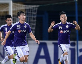Bàn thắng đẹp nhất AFC Cup: Gọi tên Quang Hải