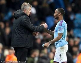 Man Utd gây sốc khi muốn chiêu mộ Sterling từ Man City