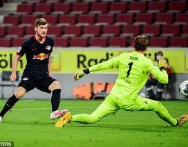 Timo Werner ghi bàn, Leipzig đòi lại vị trí thứ 3 ở Bundesliga