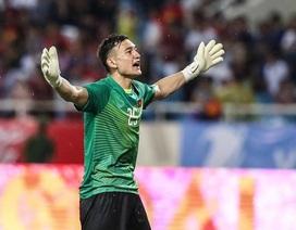 Tương lai bất an của Văn Lâm khi trở về đội tuyển Việt Nam