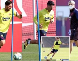 5 cầu thủ Barcelona dương tính với Covid-19