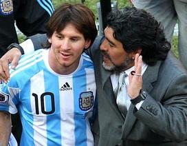 """Huyền thoại AC Milan: """"Messi xuất sắc hơn Maradona"""""""