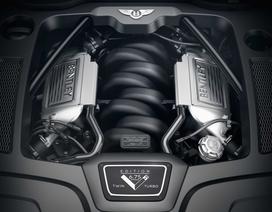 Bentley chính thức dừng sản xuất động cơ V8 huyền thoại