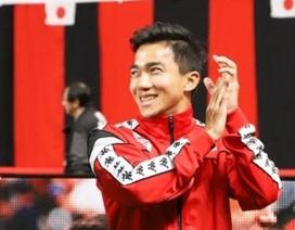 Sánh bước cùng Iniesta, Chanathip lọt top 10 cầu thủ đắt giá nhất J-League