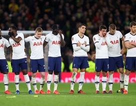 Tottenham xác nhận 1 trường hợp dương tính với Covid-19