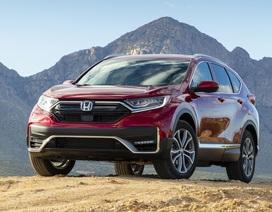 Honda CR-V 2020 sẽ được lắp ráp tại Việt Nam