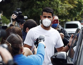 Diego Costa nhận án tù vì tội trốn thuế