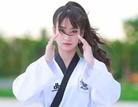 Nữ sinh 17 tuổi đam mê võ thuật, sở hữu thần thái như ngọc nữ