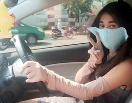 Muôn kiểu chống nóng ô tô của tài xế Việt giữa 'chảo lửa' mùa hè