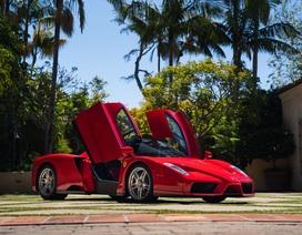 Soi chi tiết siêu xe Ferrari Enzo vừa lập kỷ lục bán đấu giá trực tuyến