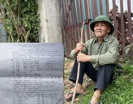 Thương binh đổi đất xây trường để rồi 14 năm ấm ức đi đòi một lời hứa!