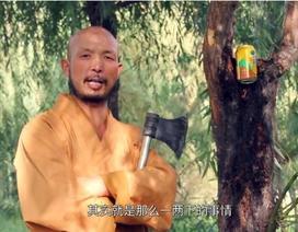 """""""Hộ pháp Thiếu Lâm"""" mắng Mã Bảo Quốc làm xấu hổ võ thuật Trung Quốc"""