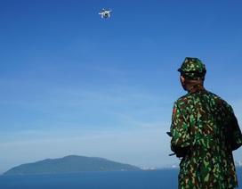 Đà Nẵng: Dùng flycam hỗ trợ truy tìm phạm nhân vượt ngục