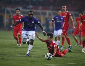 HLV HA Gia Lai nhận trách nhiệm sau trận thua đậm CLB Hà Nội