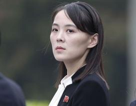 Em gái ông Kim Jong-un trở thành nhân vật quyền lực số 2 Triều Tiên?
