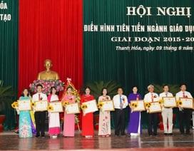 Thanh Hóa: 5 năm, 16 học sinh đoạt huy chương Olympic quốc tế và khu vực