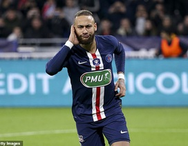 Neymar muốn vô địch Champions League cùng PSG trước khi về Barcelona