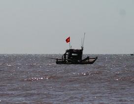 Tàu cá bị đâm chìm, 1 người tử vong, 4 người mất tích