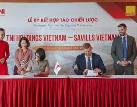 Savills VietNam được lựa chọn là đơn vị tư vấn chiến lược cho TNI Holdings Vietnam