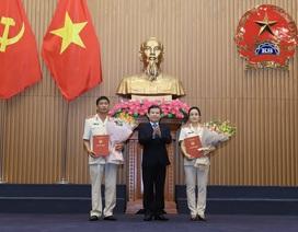 Chủ tịch nước bổ nhiệm 2 Phó Viện trưởng VKSND Tối cao
