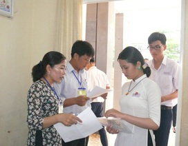 Cà Mau: Học sinh có 2 nguyện vọng xét tuyển vào lớp 10 năm học 2020 - 2021