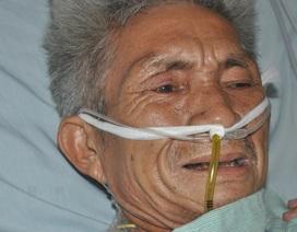 Xót thương người đàn ông buôn đồng nát xuất huyết tới 2 lít máu xin cầu cứu