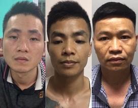 Hà Nội: Trùm cá độ bóng đá qua mạng bị bắt, thu giữ súng K59