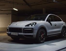 Porsche Cayenne GTS thay động cơ V6 bằng V8