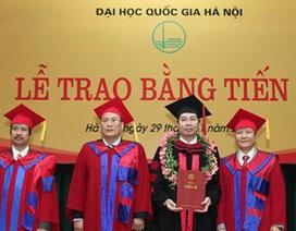 GS.TSKH Nguyễn Đình Đức: Cần có công cụ để tránh đạo văn tiến sĩ