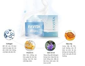 Kỷ nguyên làm đẹp thời đại 4.0 với kem chống lão hóa hàng đầu Favita Plus