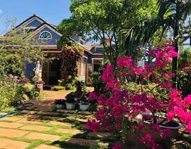Nhà vườn 390 triệu đồng của con trai xây tặng mẹ dưỡng già ở Đắk Nông