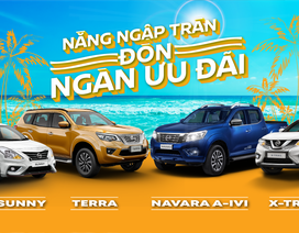 Nissan Việt Nam tung ra ưu đãi giá đặc biệt cho Nissan X-Trail