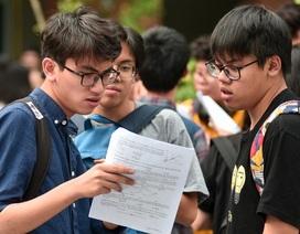Hôm nay 15/6, nộp hồ sơ đăng ký dự thi tốt nghiệp và xét tuyển đại học 2020