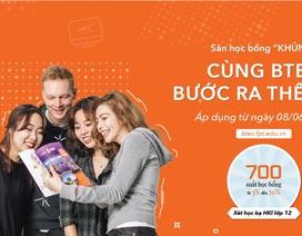 """Cơ hội nhận 700 suất học bổng """"cùng BTEC bước ra thế giới"""" năm 2020"""