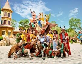 Giải mã sức hấp dẫn của công viên chủ đề lớn nhất Việt Nam