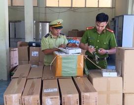 Phú Yên: Bắt giữ 5.400 đồng hồ đeo tay nhập lậu