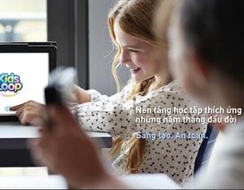 KidsLoop-PMS nền tảng công nghệ giáo dục mở ra một kỷ nguyên mới cho giáo dục sớm tại Việt Nam