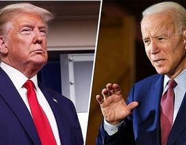 Bầu cử Mỹ: Trump đi nước cờ cao tay, nhằm lật ngược tình thế trước Biden