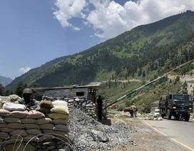 Ấn Độ cho phép binh sĩ nổ súng ở biên giới tranh chấp với Trung Quốc